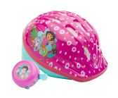 12 Units of DORA THE EXPLORER KIDS HELMET - Safety Helmets