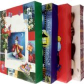 48 Units of Christmas Gift Boxes - Gift Bags