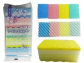 120 Units of 5pc Scrubber Sponges - Cleaning