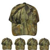 24 Units of CAP 049 CAMOUFLAGE - Baseball Caps/Snap Backs