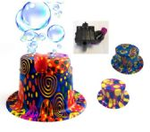 20 Units of Colorful Bubble Hat - Costume Accessories