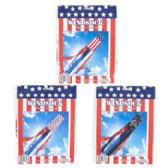 48 Units of Patriotic Windsock - SUMMER TOYS