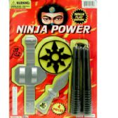 "24 Units of ""Ninja Power"" assorted toys - Toy Sets"