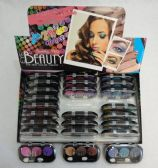 24 Units of 3 Bright Color Eye Shadow - Eye Shadow