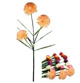 "60 Units of 3 Head Peony-Like Flower [46"" Stem] - Artificial Flowers"