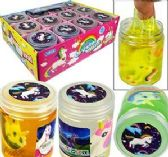 144 Units of Unicorn Crystal Mud Slimes - Toys & Games