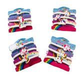 12 Units of 3pk Silicone Unicorn Bracelets - Bracelets