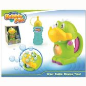 12 Units of Dinosaur Bubble Maker - Bubbles