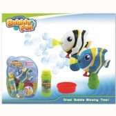 18 Units of Fish bubble maker friction powered - Bubbles
