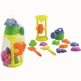 12 Units of 12 Piece beach sand play set - Beach Toys