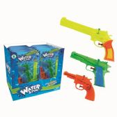 48 Units of Three Piece Water Pistle Gun - Water Guns