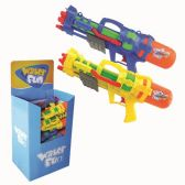 18 Units of 18 Piece big water gun PDQ - Water Guns