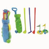 12 Units of 9 Piece toy golf set - SUMMER TOYS