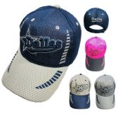 12 Units of Air Mesh DALLAS Hat - Caps & Headwear