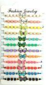 12 Units of . Wholesale Butterfly Bracelet - Bracelets
