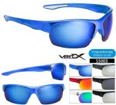 12 Units of Wholesale Sports Unisex Sunglasses 55003 - Sport Sunglasses