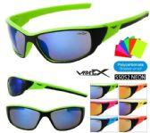 12 Units of  Wholesale Neon Unisex Sports Sunglasses - Sport Sunglasses