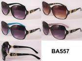12 Units of Wholesale Women Fashion Sunglasses Rhinestone with Metal Band - Sunglasses
