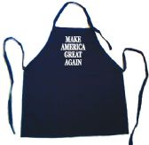 12 Units of Make America Great Again Aprons - Kitchen > Accessories