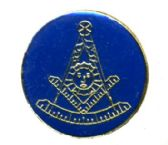 96 Units of Brass hat pin, Masonic, Past Master, minimum 1 dozen. Masonic lapel pin - Hat Pins / Jacket Pins