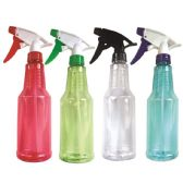 48 Units of Spray Bottle Assorted Colors - Umbrellas & Rain Gear