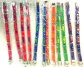 24 Units of Wholesale Rubber Bracelet assorted colors - Bracelets