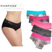 100 Units of Women's Lace Trimmed Underwear - Assorted Styles - Womens Panties / Underwear