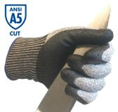 120 Units of Cut Resistant Work Gloves - Medium/Large - Working Gloves