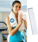 144 Units of Gym Towels - White - Bath Towels