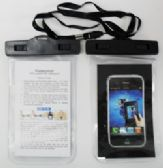 60 Units of Water Proof Bag Great For Cell Phones - Shoulder Bags & Messenger Bags