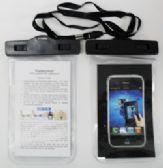 60 Units of Water Proof Bag Great For Cell Phones - Shoulder Bag/ Side Bag