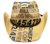 24 Units of Drifter Cowboy Hats with/ Rope Accent Band - One Size Fits Most - Cowboy & Boonie Hat