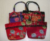 120 Units of Small Bag w/ Lace Trim - Cell Phone Accessories