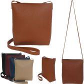 36 Units of Faux Leather Crossbody Bags - Shoulder Bag/ Side Bag