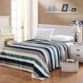 12 Units of Camesa Blankets Throw Size In Multi Color Stripe - Fleece & Sherpa Blankets