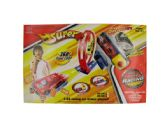 12 Units of Super Shooter Race Car Play Set - Toy Sets
