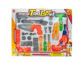 6 Units of Kids Play Tool Set - Toy Sets