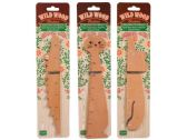 144 Units of Wild Wood Animal-Shaped Ruler - Rulers