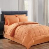 3 Units of 8 Pieces Embossed Vine Comforter Set King Size In Assorted Colors - Bedding Sets