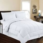 3 Units of 8 Pieces Set Embossed In A Bag Queen Size In White - Bedding Sets