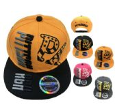 36 Units of Snap Back Flat Bill PITTSBURGH Stars Stripes PA - Baseball Caps/Snap Backs