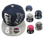 36 Units of Snap Back Flat Bill DALLAS Stars Stripes D - Baseball Caps/Snap Backs