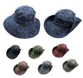 abfdaabdcab 24 Units of Multicam Boonie Military Camo Assortment - Cowboy   Boonie Hat