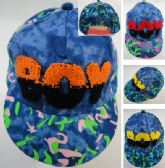 60 Units of Infant Ball Cap BOY Printed - Baby Apparel