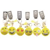 48 Units of Expression Key Chain with Bling - Key Chains