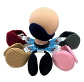 72 Units of Earmuffs Solid Colors - Ear Warmers