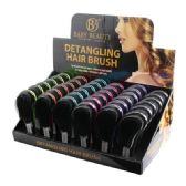 72 Units of Detangling Hair Brush Display - Hair Brush