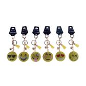 48 Units of Keychain Emoji Stones - Key Chains