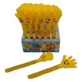 "48 Units of Bubble Wand-Hand Clapper [12""] - Bubbles"