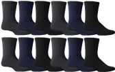 60 Units of Mens Super Warm Assorted Dark Colors Winter Thermal Socks - Mens Thermal Sock